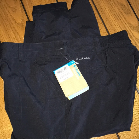 Columbia Pants - NWT Ladies Psych to Knee Pants Size 6